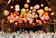 Wedding Laterns & Hanging Dekoration Ideas