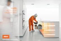 The Blum company / Information about Blum furniture fittings manufacturer from Vorarlberg, Austria