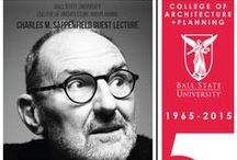 Thom Mayne & Morphosis / Books & DVDs in the Architecture Library related to Thom Mayne, who will give the Charles M. Sappenfield Guest Lecture at Ball State University, March 16, 2015, 7:30 p.m., in Pruis Hall.