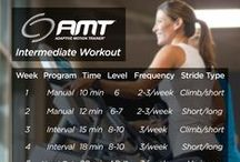 AMT Tips / The best way to use a Precor AMT!