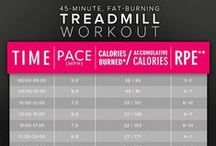 Treadmill Tips / The best way to utilize treadmills.