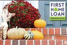 First Home Loan / A  First Home Loan from MaineHousing is the most affordable way to buy your first home—or return to home ownership.  What makes a  First Home Loan special? Our Advantage program offers up to $3,500 FREE towards down payment & closing costs! Our interest rates start at 3.5%/4.396% APR/0 Points for a 30-year, fixed-rate mortgage.