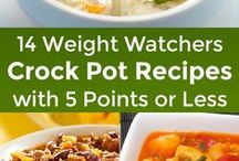 Weight watchers / Weight Watchers related things for weight loss