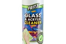 Fritz Glass Cleaner / Fritz Aquarium Glass and Acrylic Cleaner