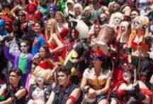 Cosplays Comic Con - 2015 / Cosplays da Comic Con. 2015 em San Diego EUA