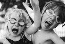 iNFANCIA / Una recopilación de fotografías que nos inspiran. Niños divertidos, creativos. Imágenes que nos emocionan y nos llevan a revivir la infancia.