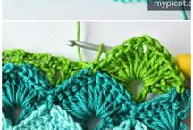 Crochet methods and techniques