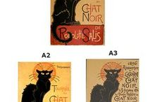 Art Cat (猫の絵) / アート: 猫のアート