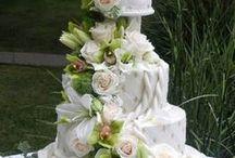 Wedding Cake & Birthday Cake (特別なケーキ) / ウエディングケーキとバースデーケーキ デコレーションの参考イメージ