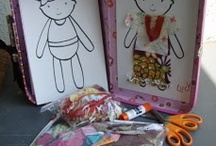 Kids craft & treats ideas