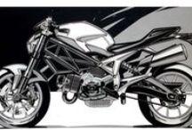 2 wheels/ sketch