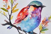 Arts / A board celebrating all kinds of art.   Visit vwww.VintageRetroAntique.com for vintage artwork!