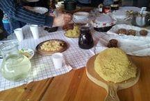 Vacanze con gusto / Prodotti tipici trentini: miele di montagna, noci del Bleggio, la Ciuiga presidio Slow Food e tante altre golosità di aspettano alle Terme di Comano