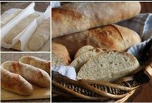 Bread & Muffins, etc / Muffins, Scones, Bread Pudding, Artisan Bread / by Homemade Luck