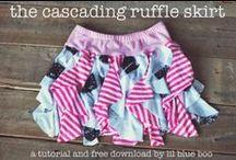 МК и бесплатные выкройки детской одежды
