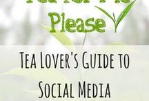Tea Lovers Guide to Social Media