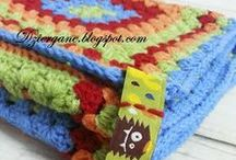 Pillows - knit and crochet / Crocheted and knitted blankets, pleds, pillows and all that amazing things i did or I will do (one day)