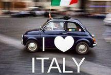 ♥ITALIA♥ / Love, Love Italia !!!    Ciao Bella !