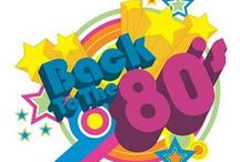*I ♥ 80's* / Memories from the very awesome 80's