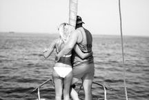 Sail away with me honey... / Thought about sailing for your honeymoon?
