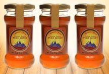 Nazareth Honey / Nazareth Secret's honey best Israel Honey is produced in limited quantities from the nectar of the Starthistle, a flower native to the Nazareth Mountains. Nazareth Honey your best gift from Israel