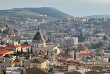 Interesting Nazareth City in the Holy land / Nazareth City in the Holy land, Nazareth Secret located on Nazareth Hills and will share with you the Best from The Land of Milk and Honey