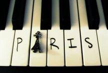 *Paris je t'aime* / Love Paris!