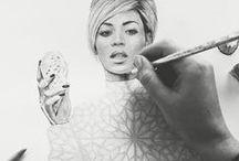 Work in Progress / Illustration and design work in progress @hayley_o_creative