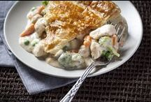 Fornetto Savoury Pie Recipes / Chicken pot pie from the Fornetto Wood-Fired Oven