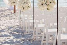 Beach Weddings / One of the most romantic places to get married is on the beach in South Lake Tahoe! Find inspiration for your beach wedding!