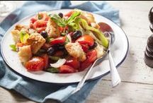 Fornetto Salads and Sides / Side dishes and salads to complement meals cooked in the Fornetto!