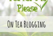 On Tea Blogging