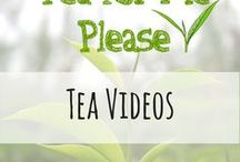 Tea Videos / The video companion to my blog. Here you'll find interviews with tea industry professionals, tutorials and more.