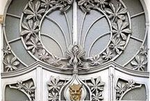 Everything Art Nouveau / Mucha, Flowers, Liberty & Co