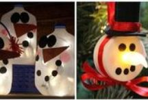 Christmas Crafts and Ideas / Crafts & Idea's for everyone
