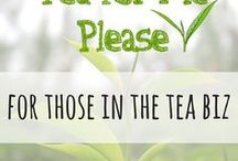 For Those in The Tea Biz / This board is a collection of my blog posts that focus on the business side of the tea world.