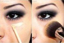 My makeup things