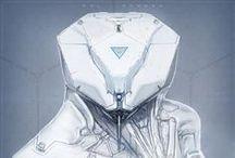 Concept armor/ design