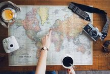 Traveling / Traveling tips and plans for when I start backpacking all around the world.