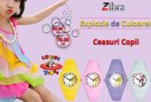 Ceasuri Copii / Ceasuri pentru Copii Diverse personaje