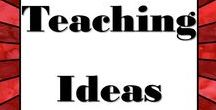 Teaching Ideas / This is a board in which ideas are posted for teachers to use in their classrooms.