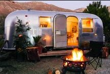 Airstream / Where to go, what to do, and how to do it, with an airstream
