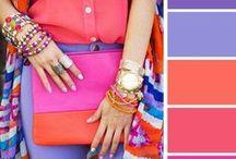 Colores... combinaciones ideales...