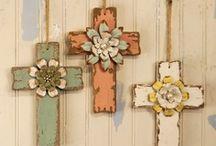 Crosses / by Carolyn Mould