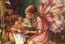 Elf's and Fairy's