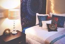 Dorm Decor / It takes creativity to live in a dorm with roommates. Here are some ways to make your college home more comfortable.   Website: http://www.vanguard.edu/studentlife/residence-life/ / by Vanguard University
