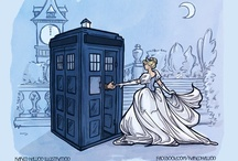 Oh Doctor! / Doctor Who pictures (both funny and beautiful), quotes, crafts, and recipes. / by Mandolin Roark