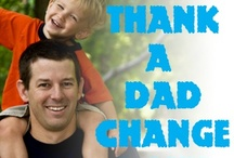 Thank a Dad - Change a Life! / Fathers are the real mentors, teachers and coaches for their child(ren). If your dad is your super hero and you want to thank him in a unique and exciting manner then 'Thank a Teacher -  Change a Life' is for you. Check out http://thankateacherchangealife.com/, for thanking him in an eternal way...