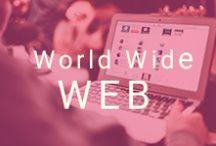 World Wide Web / Tout ce qui concerne le monde du Web : infographie, image, humour...
