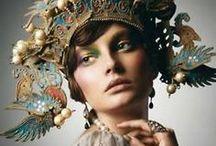Headdress / by Charlotte Meecham